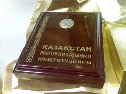 kazakistan anayasası