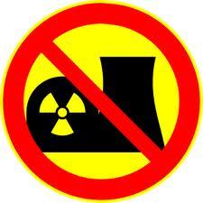 nukleer karşı