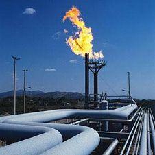 doğalgaz çıkarımı
