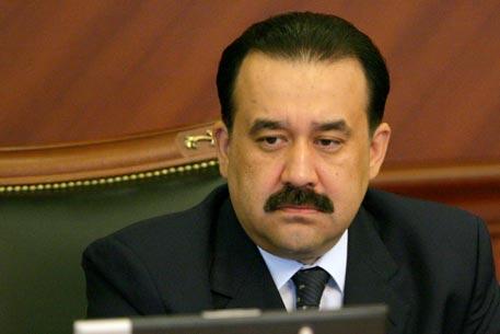 karim masimov kazakistan başbakanı