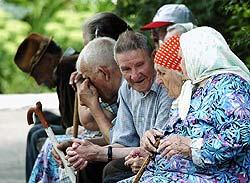 yaşlı insanlar
