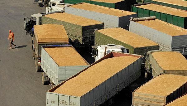 kazakistan'dan tahıl ihracatı