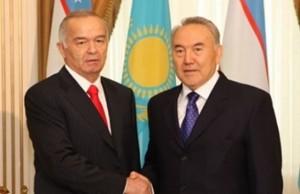 kerimov nazarbayev