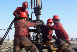 petrol sektörü çalışanı