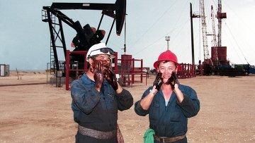 kazak petrolü