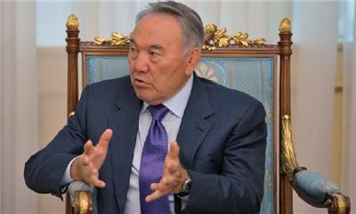 nazarbayev devallüsayon