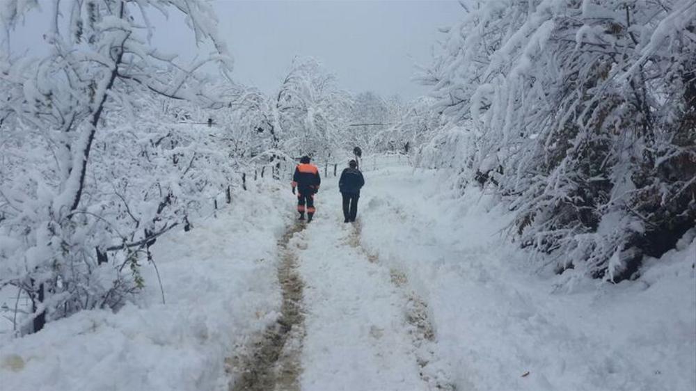 kara kış