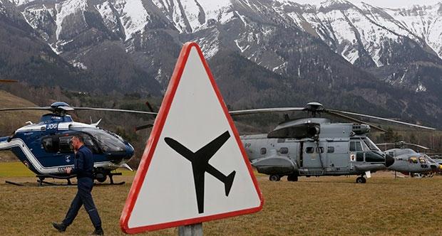 uçak kazası