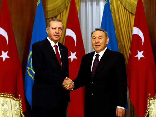 nazarbayev erdoğan