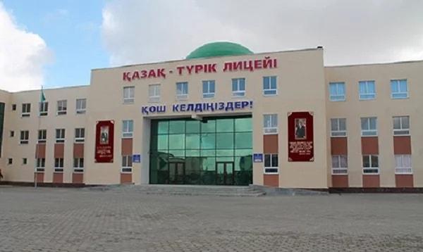 turk kazak lisesi