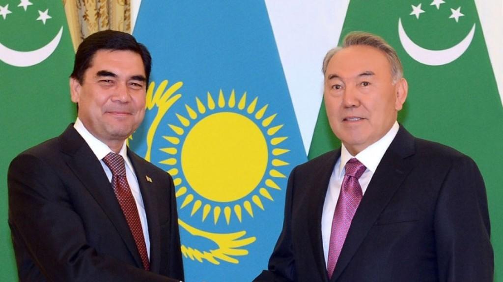 TURKMEN'STAN KAZAK'STAN
